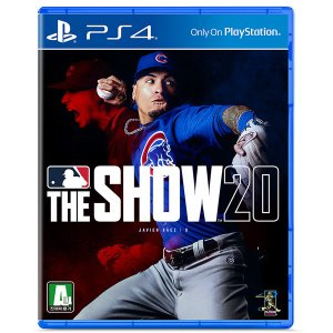 [중고]PS4 MLB THE SHOW 20 / MLB20 더쇼20