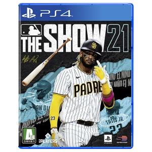 PS4 MLB the SHOW 21 / MLB21 더쇼21