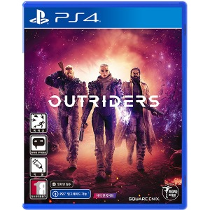 PS4 OUTRIDERS 한글판
