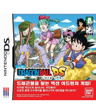3DS / DS 드래곤볼 DS 한글판