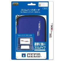 New 3DS XL 슬림 하드 파우치 for NEW 닌텐도 3DS XL 블루